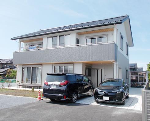 茨城県那珂市 S邸